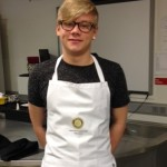Young Chef Joseph Warren