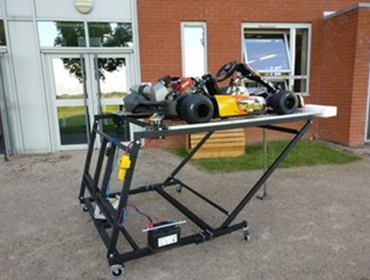 Go-kart lift