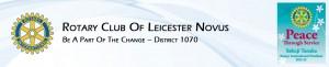 Rotary Club Of Leicester Novus