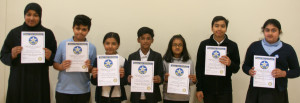 Rotary Stars at Mellor Primary School