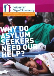Why do asylum seekers need our help